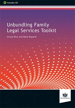 Unbundling Family Legal Services Toolkit